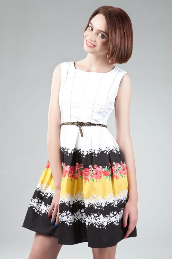 Платья для девочек 13-14 лет (68 фото): красивые ...