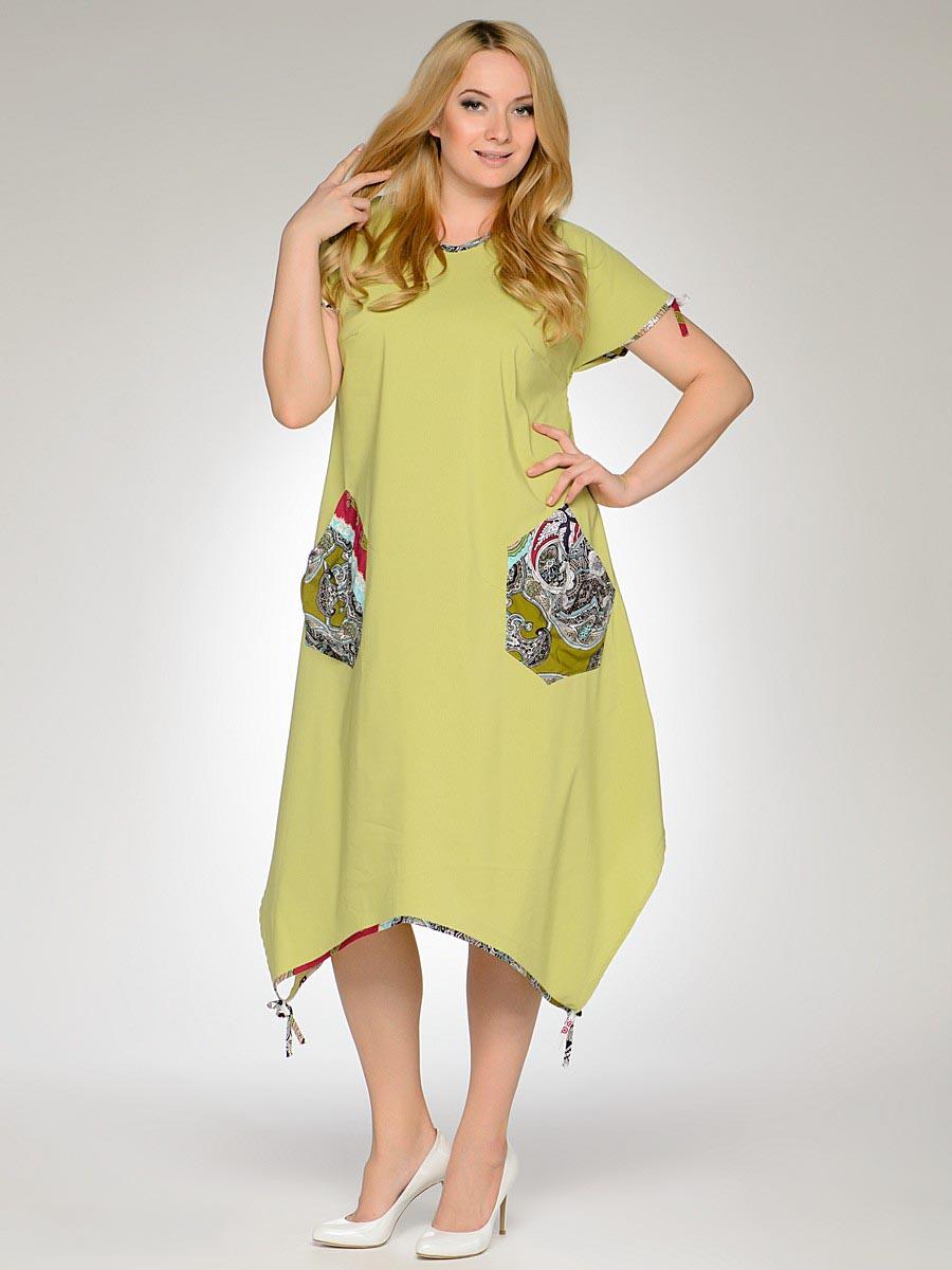 Платья и сарафаны на лето для полных
