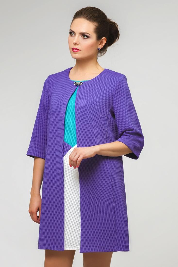 Платье с кардиганом сшить 1193