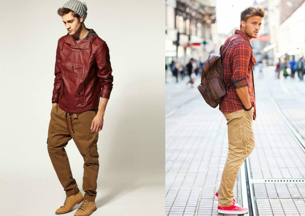 Кожаные женские брюки (108 фото с чем носить)