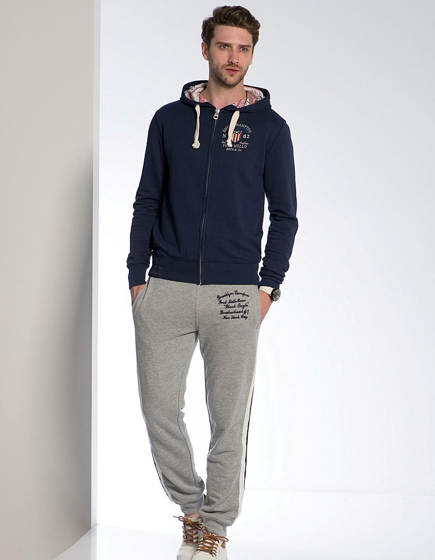 0c0827be Мужские спортивные штаны, которые изготовлены из хлопка или шерсти,  обладают высокой пропускной способностью воздуха. Они хороши для личной  гигиены, ...