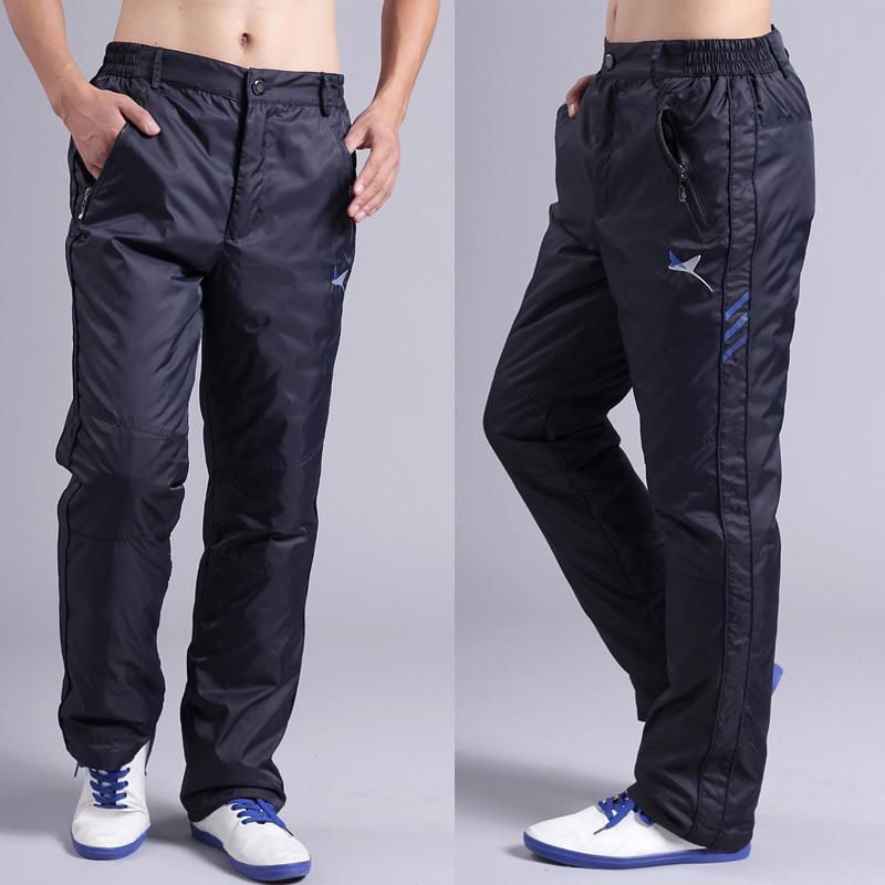 Мужские теплые и утепленные спортивные штаны 0e27323062dba