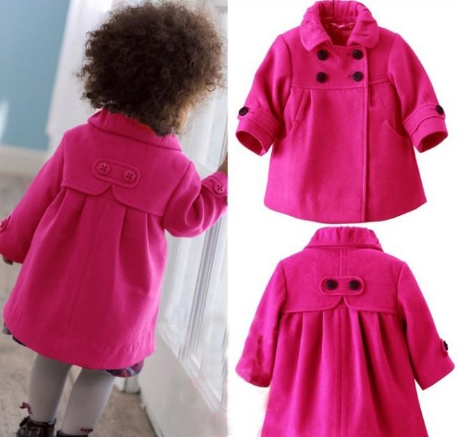 Сшить пальто на ребенка 949