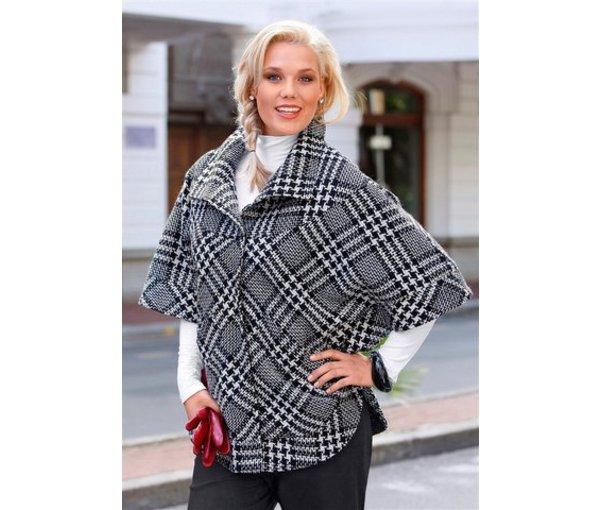 Пальто своими руками для полной женщины 44