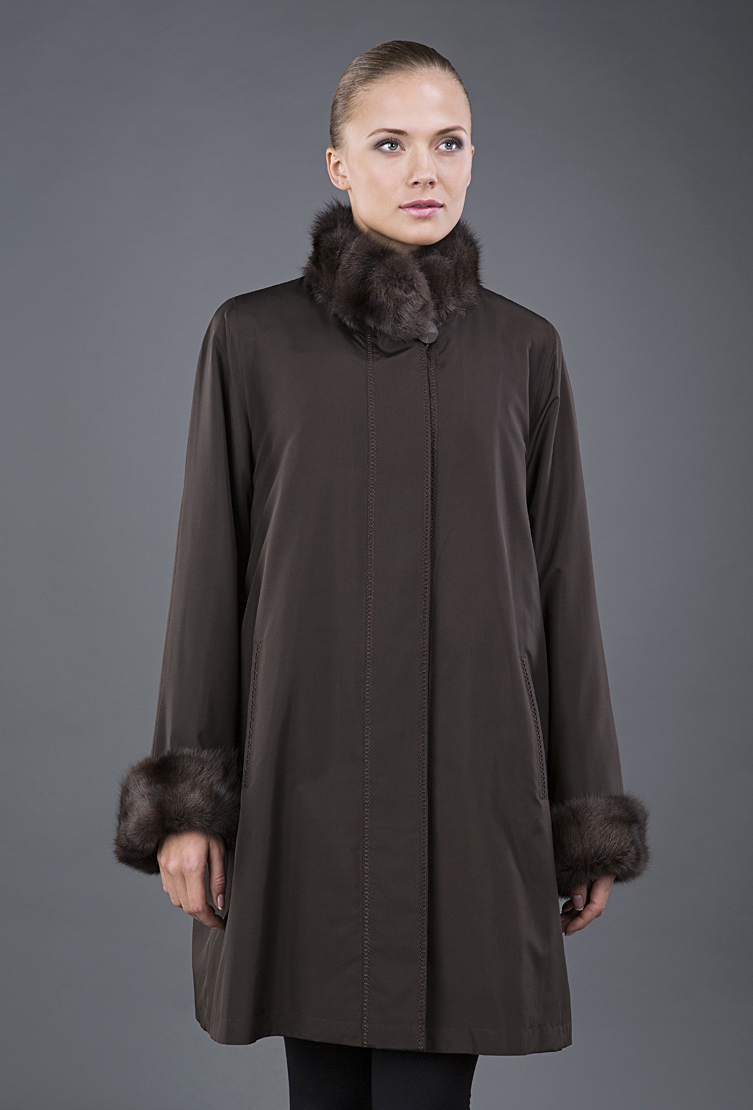 667644451845 Женские пальто Трифо (Trifo)  35 фото, обзор моделей