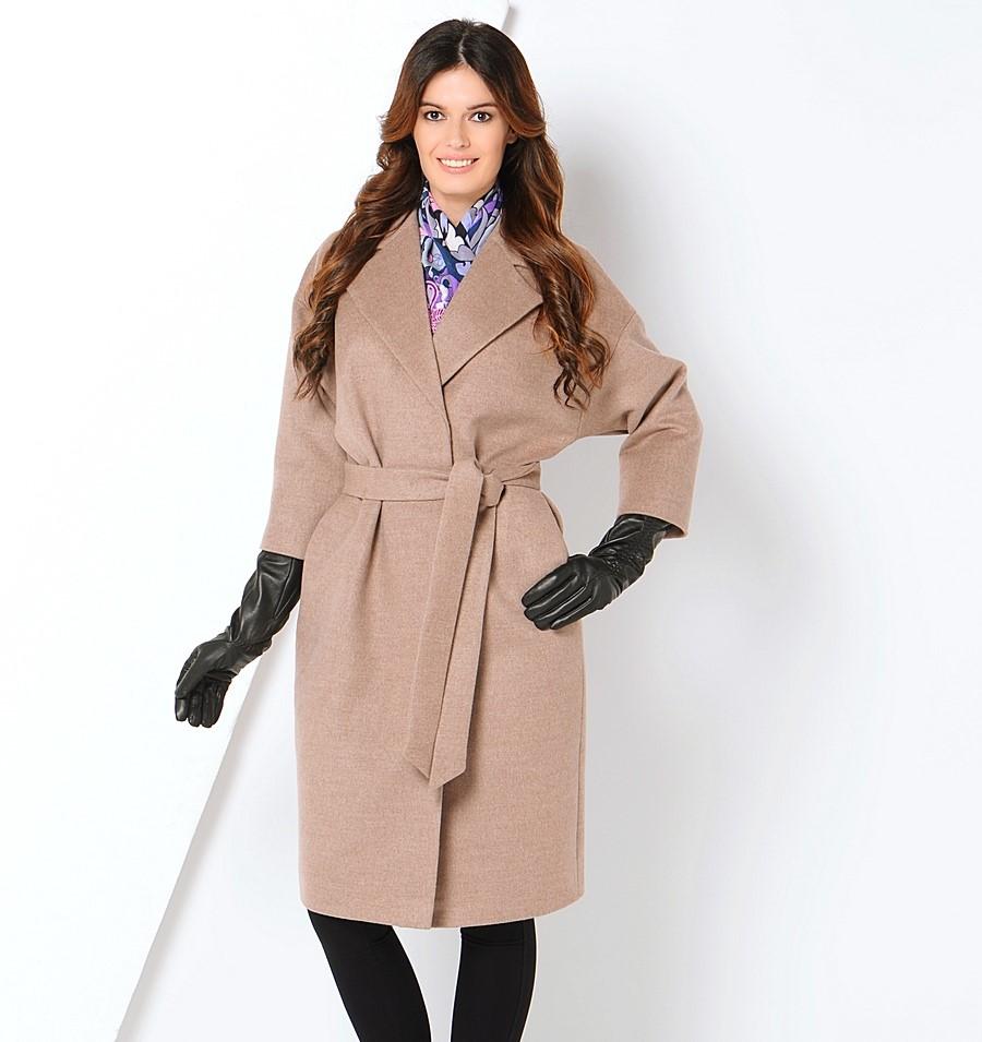 пальто с рукавом летучая мышь фото