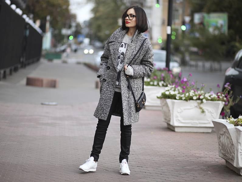 Модные пальто осени 2017