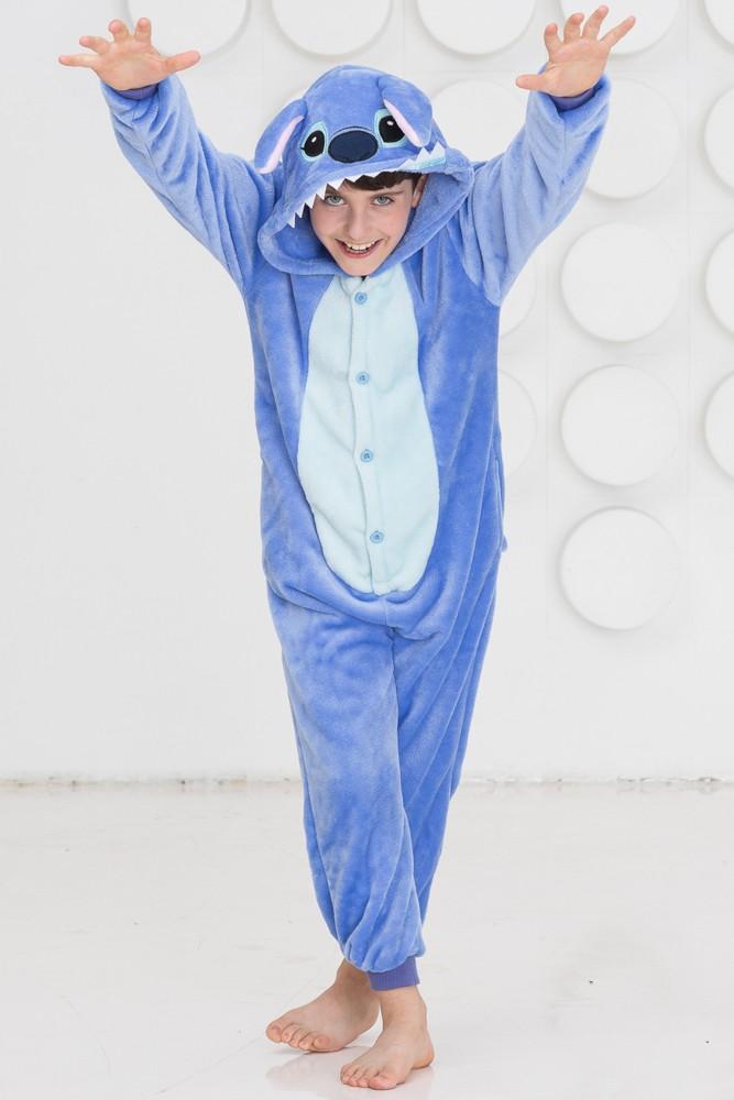 Пижама-кигуруми «Стич» (32 фото)  лило 9a15264d41b13