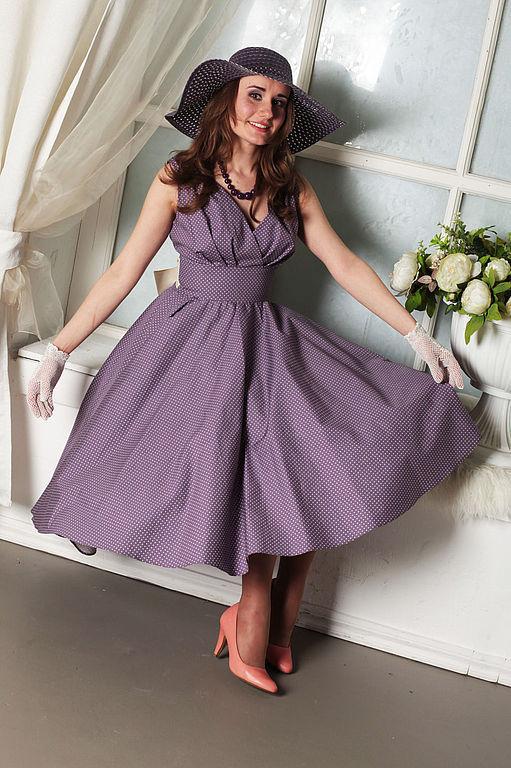 28252714625739d Платья 50-х годов (39 фото): женские фасоны