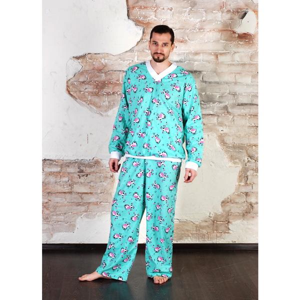 Прикольные пижамы (43 фото)  женские и мужские 42b598d203fa1