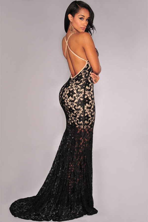 Гипюр платье со шлейфом - Кокетка