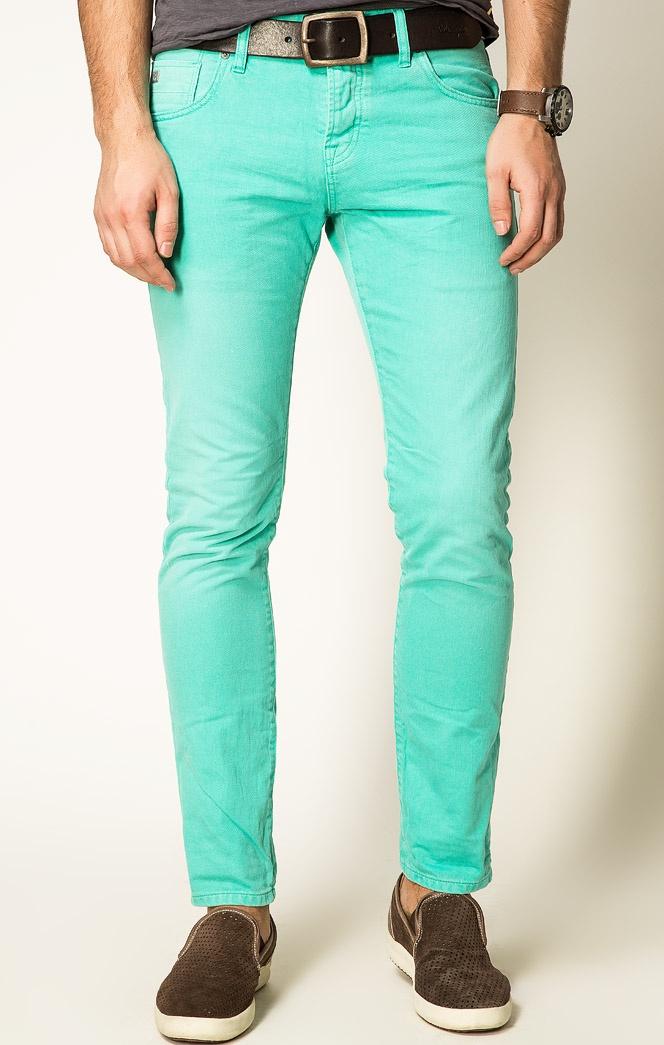 мужские брюки зауженные классические купить
