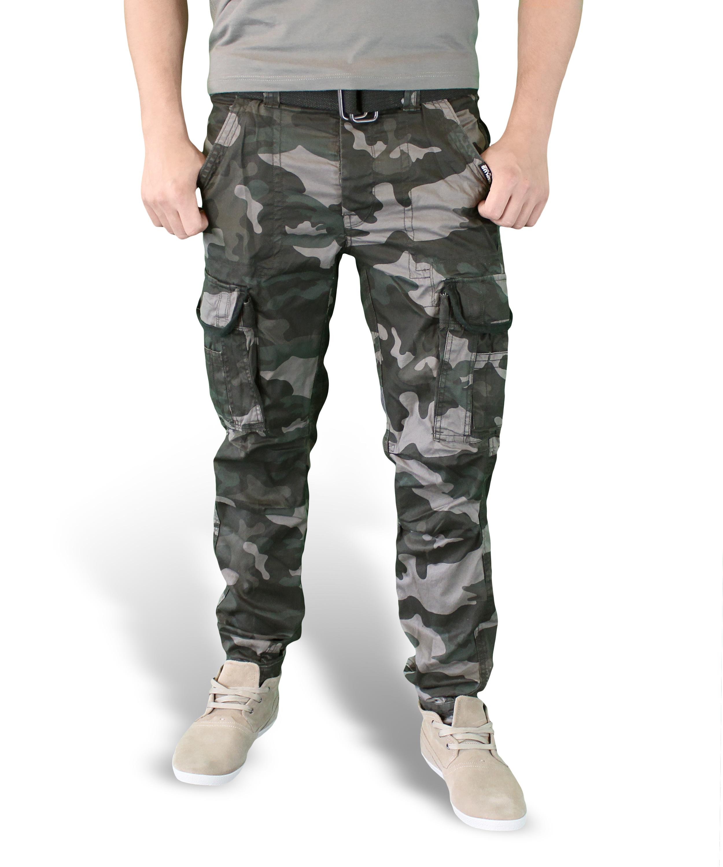 Смотреть С чем носить мужские штаны милитари видео