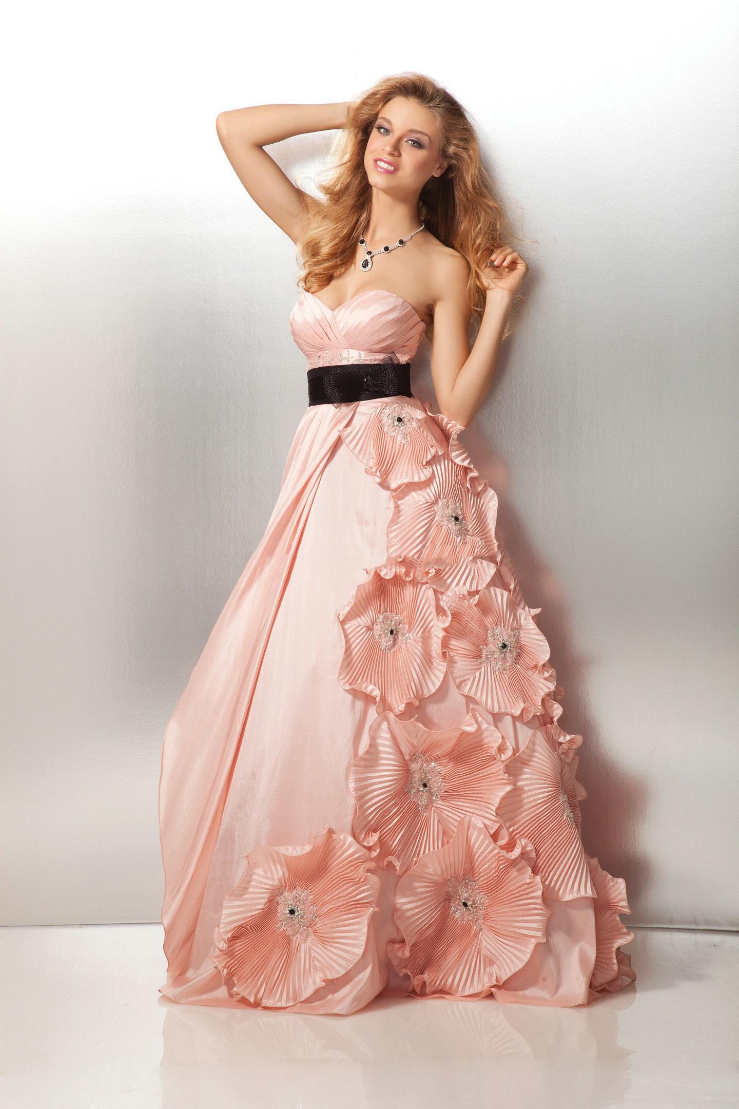 Самые шикарный платья мира