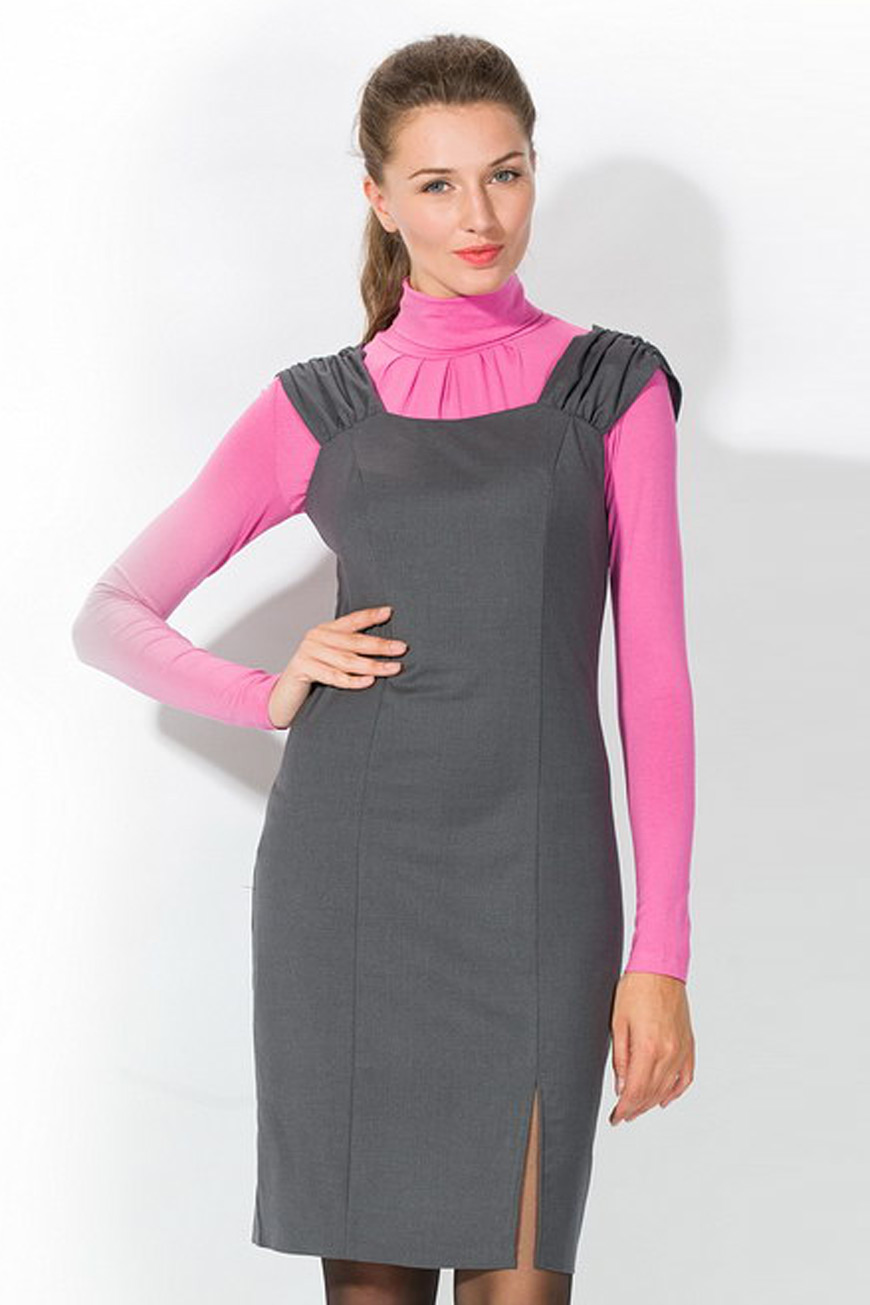 Платье Сарафан Для Офиса Купить