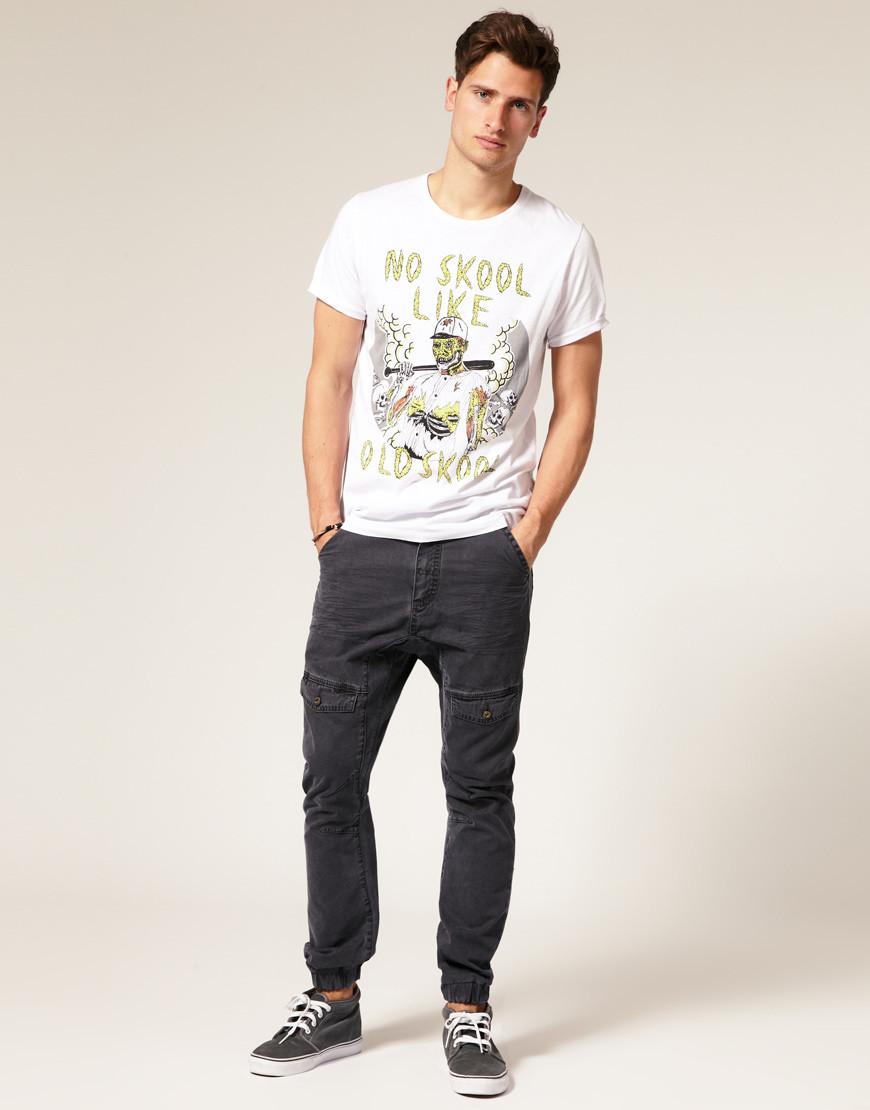 Штаны мужские с карманами по бокам (63 фото)  с карманами-хулиганами ... 750f040adc7