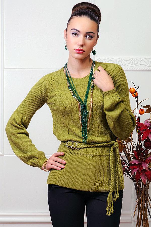 Оливковый Пуловер С Доставкой