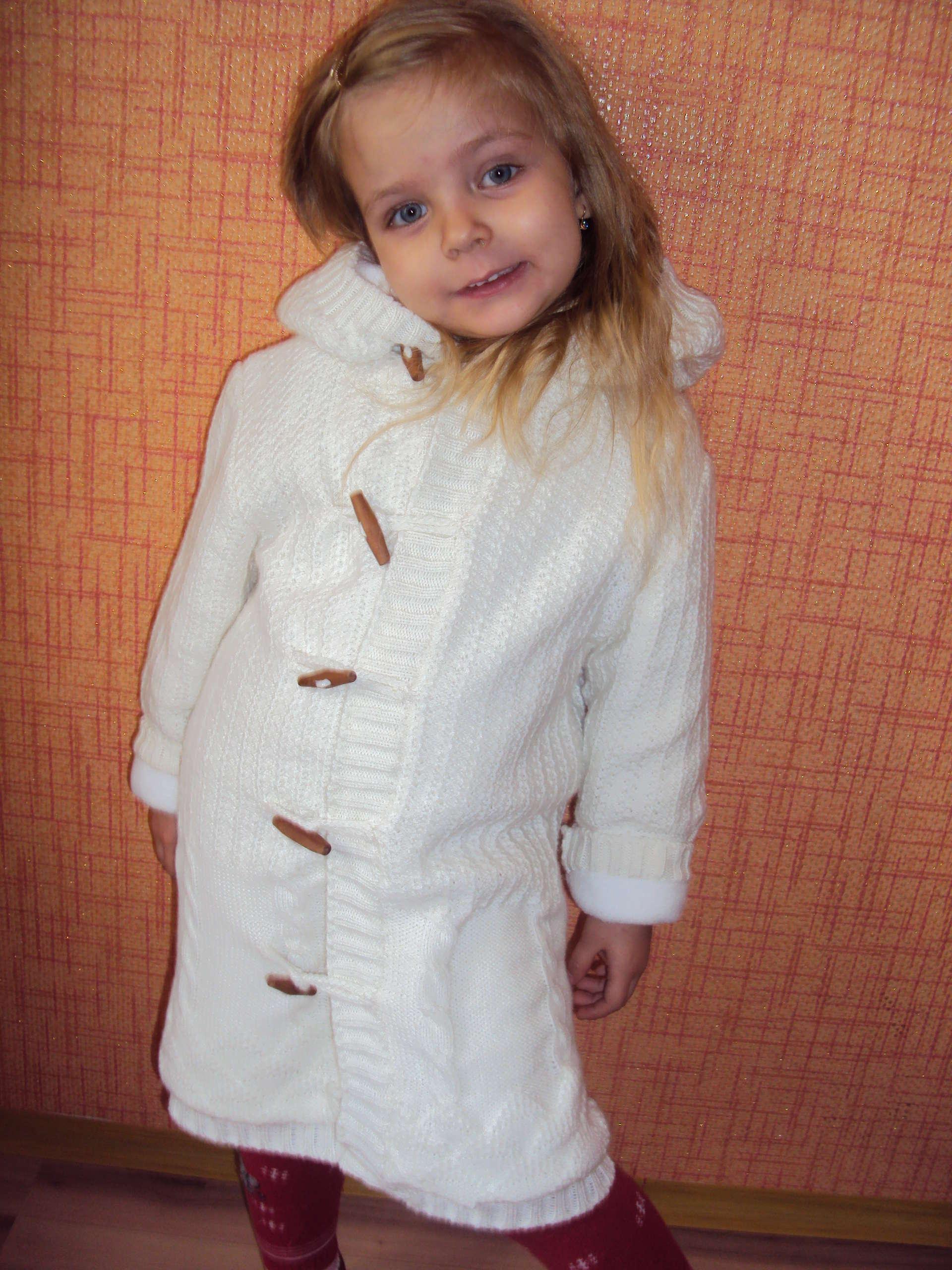 Вязание для девочек спицами и крючком, модели с описанием и 42