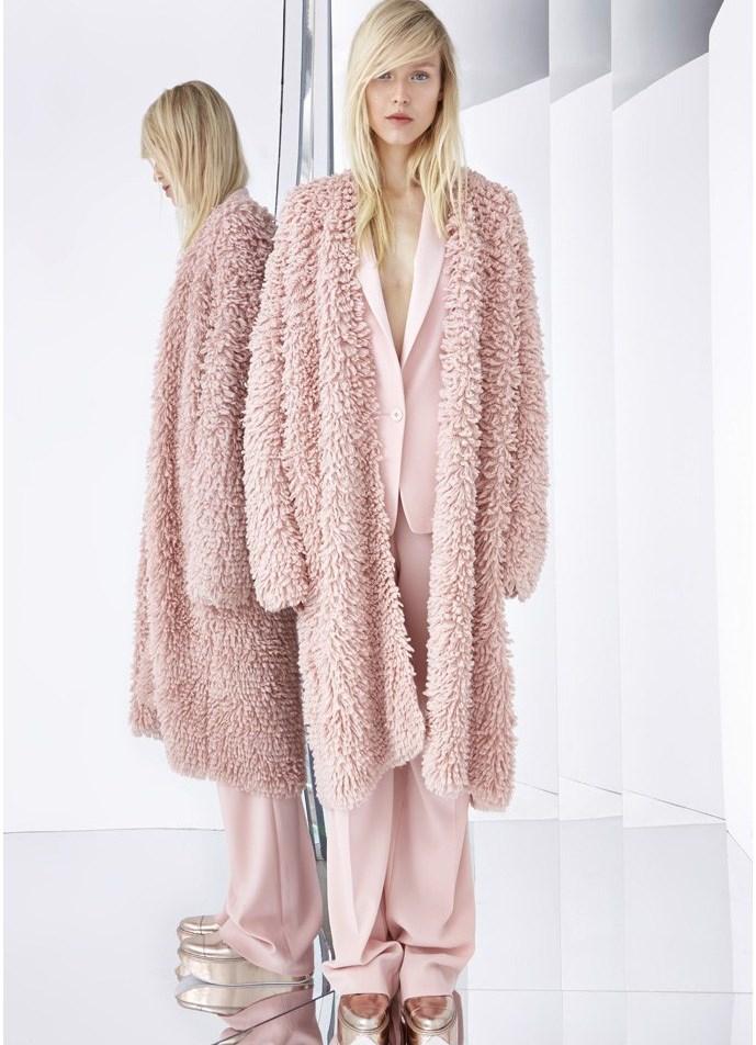 вязаное пальто из толстой пряжи 34 фото из толстых ниток