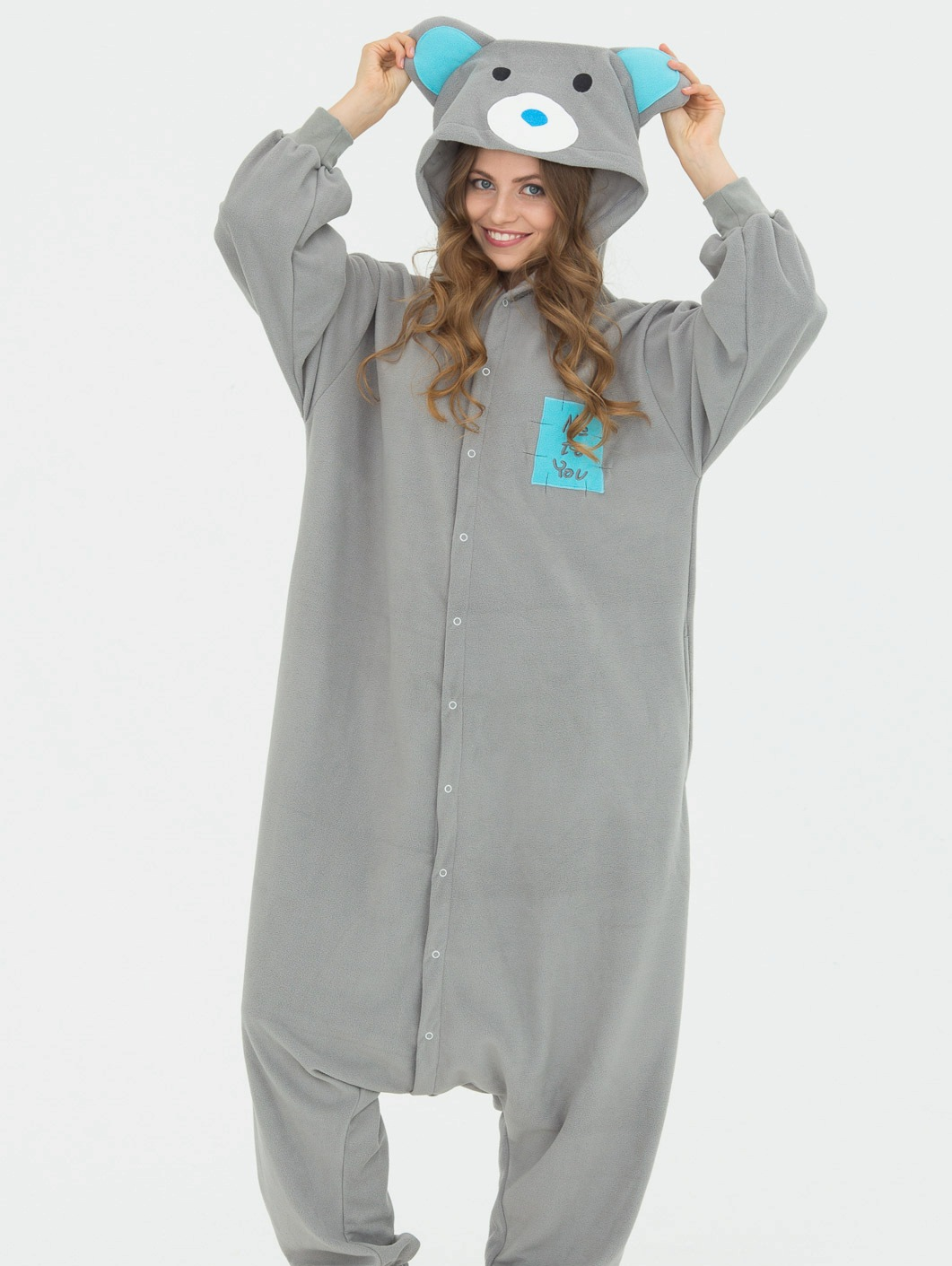 Женская пижама «Панда» (41 фото)  для девушек bd67c21e74dac