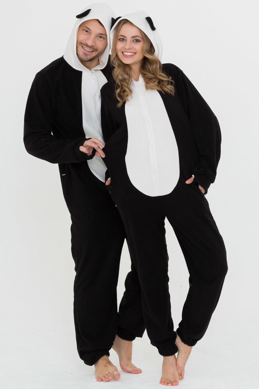 Женская пижама «Панда» (41 фото)  для девушек 7b4e5fb97ddab