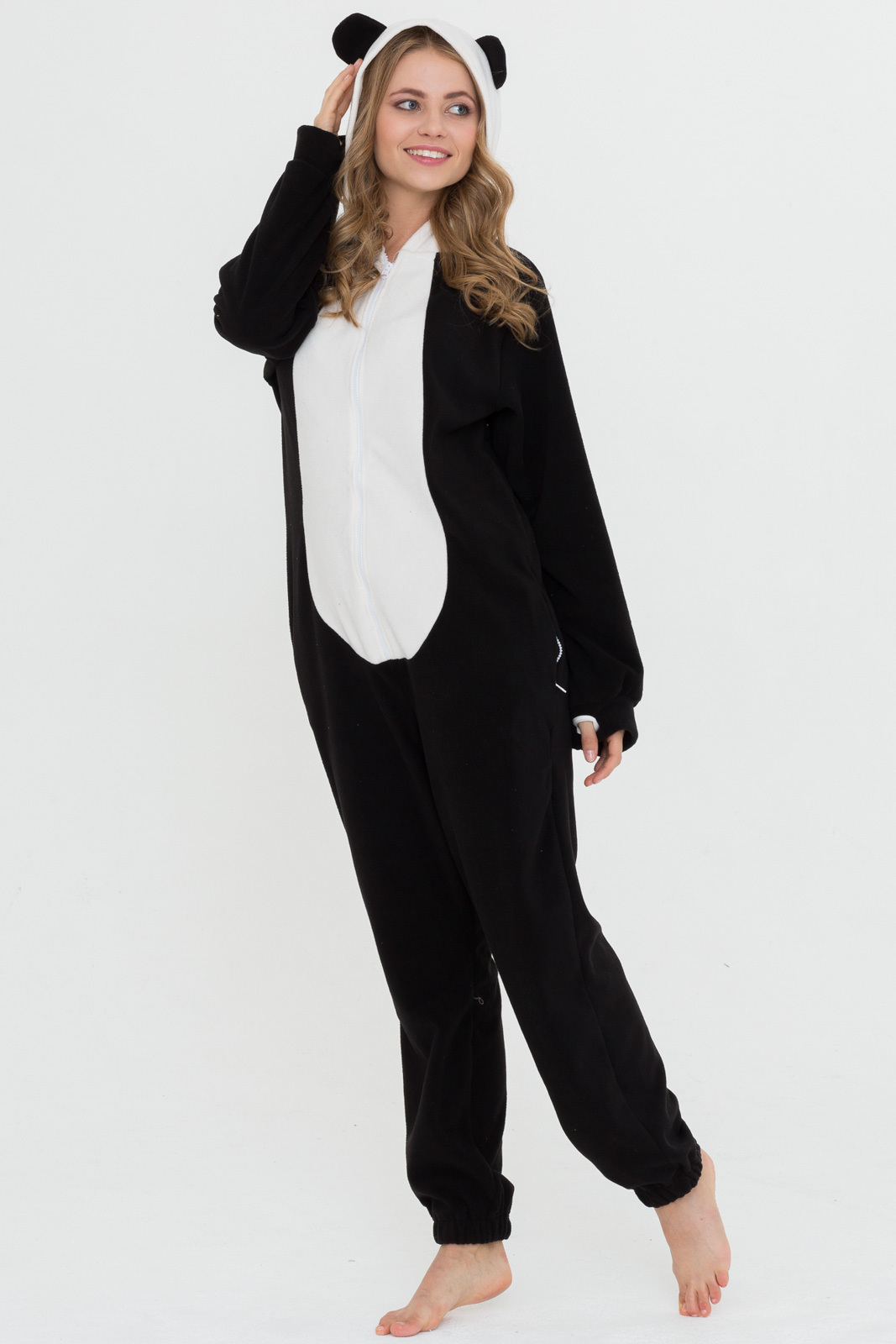 Женская пижама «Панда» (41 фото)  для девушек 4f7ab5cf0745e