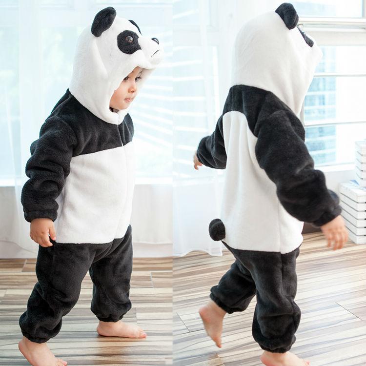 Костюм панда своими руками 100