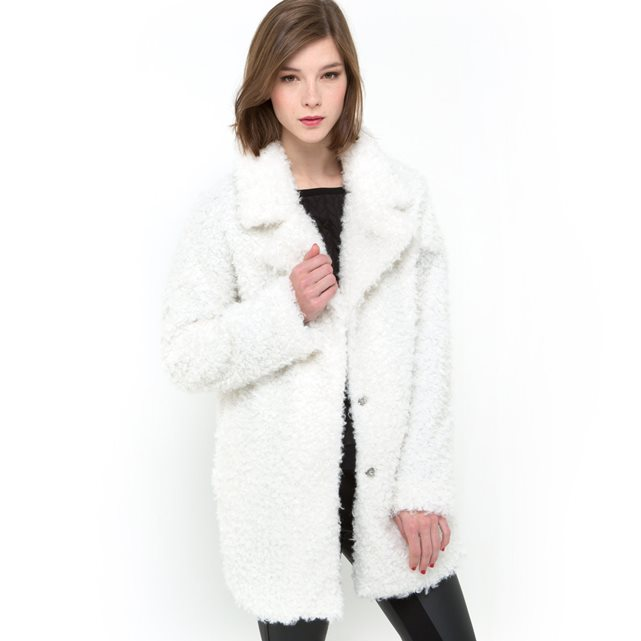 Женские пальто из искусственного меха: стильные варианты рекомендации