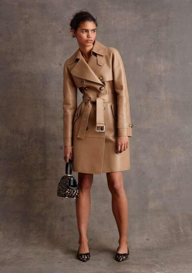 Пальто женское российских производителей
