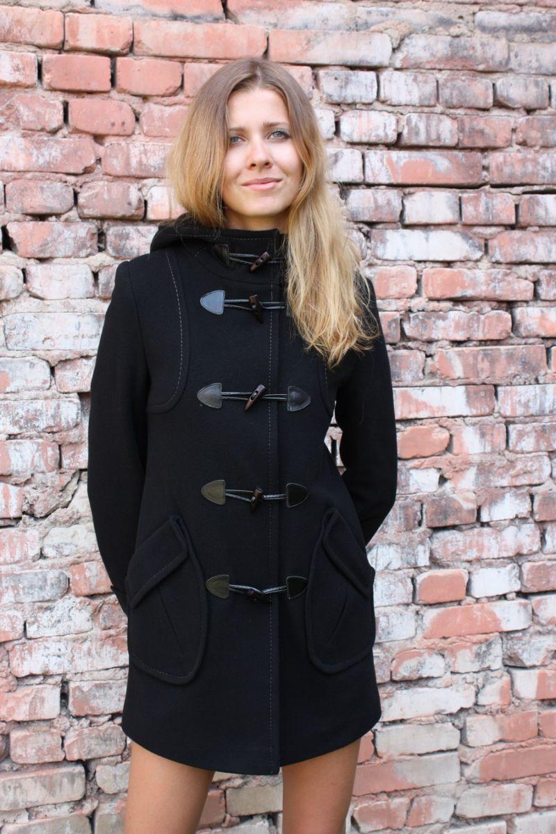 Фото молодежного женского пальто
