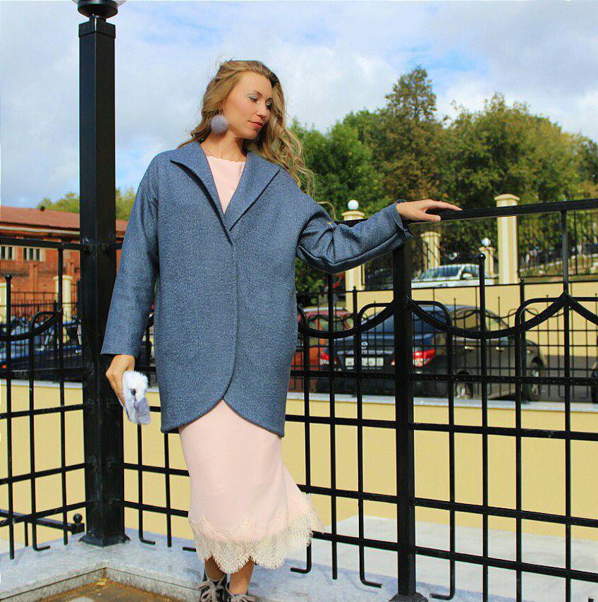 ffb816b0879 Пальто из вареной шерсти (41 фото)  без подкладки