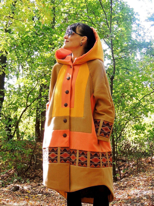 955263c96a8 Пальто в стиле бохо шик (38 фото)  модели