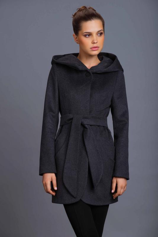фото женское пальто из драпа