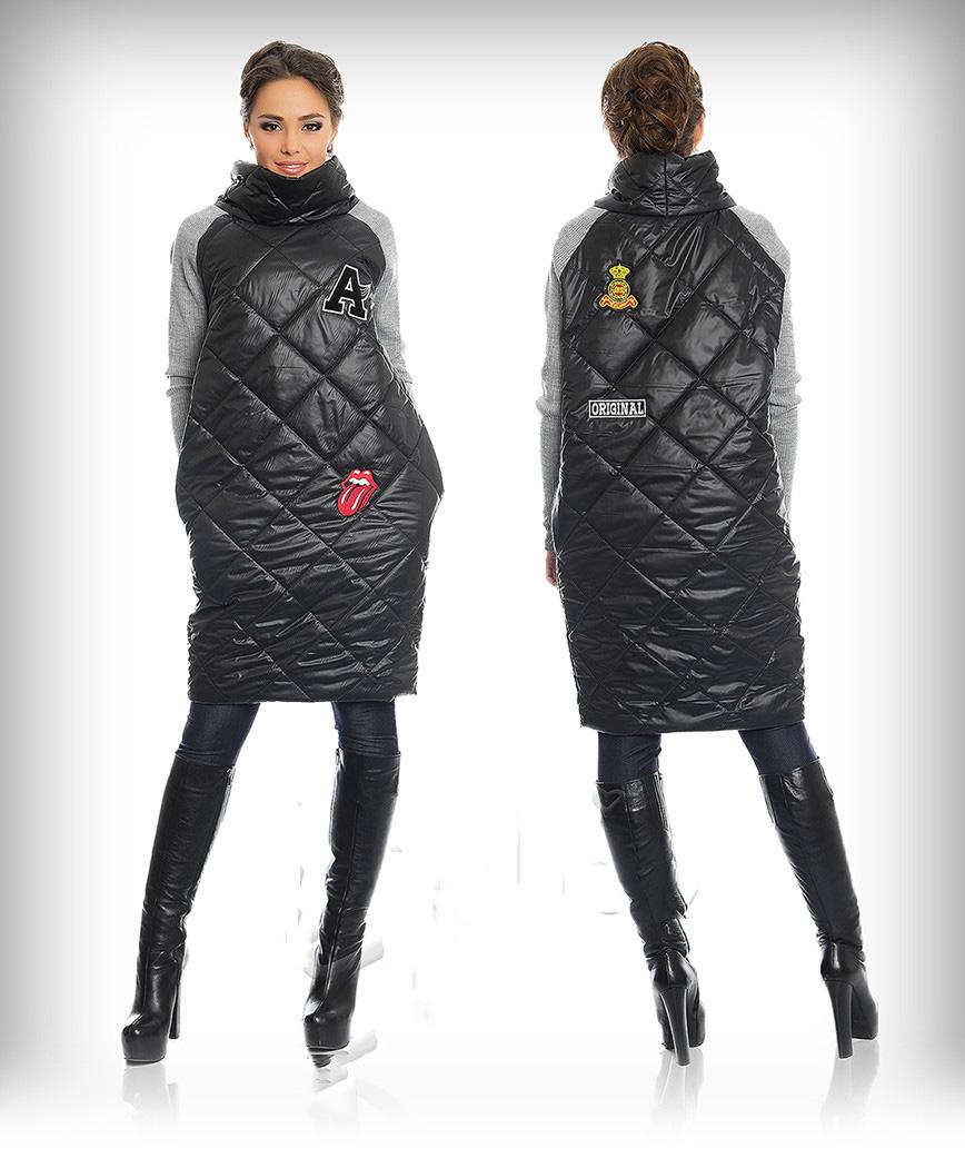 Длинная куртка своими руками 642