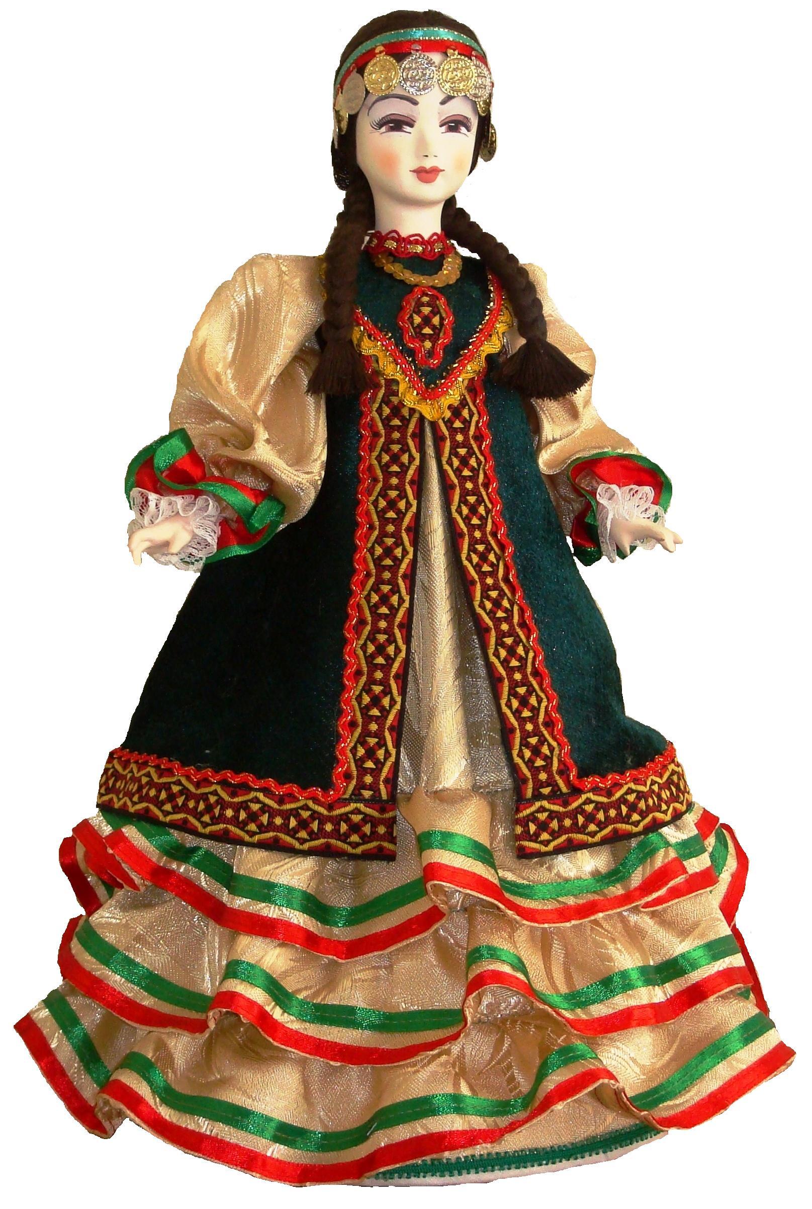 Башкирские костюмы своими руками 154