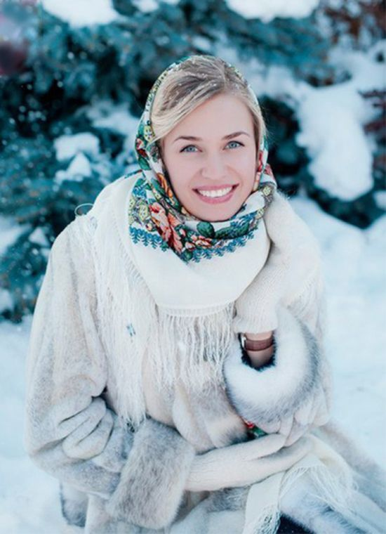 40 фото зима за женщины