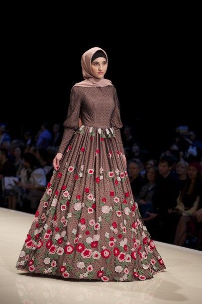 Чеченский костюм женский