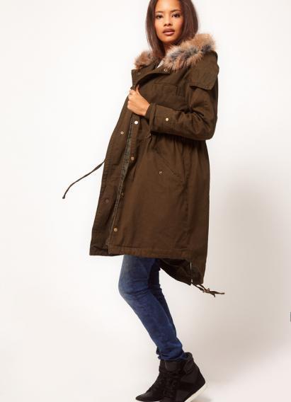 dfadac30feb8 Женская парка – один из самых стильных из casual вариантов верхней женской  одежды. Помимо стиля это еще самое надежное и практичное решение.