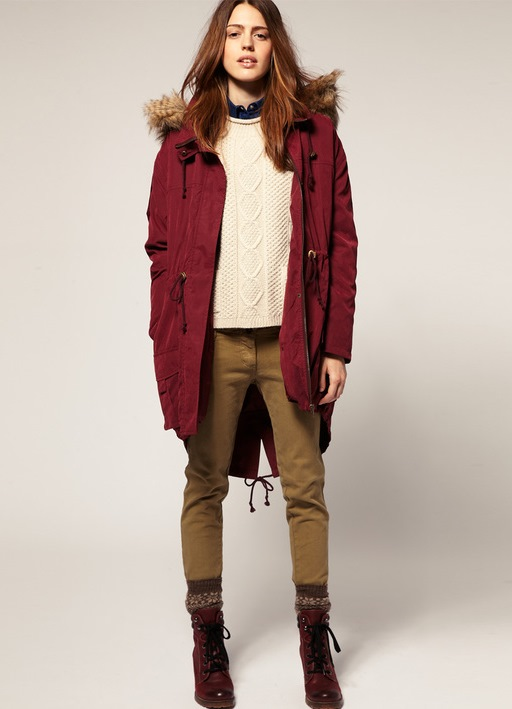 Как выбрать зимнюю женскую куртку?