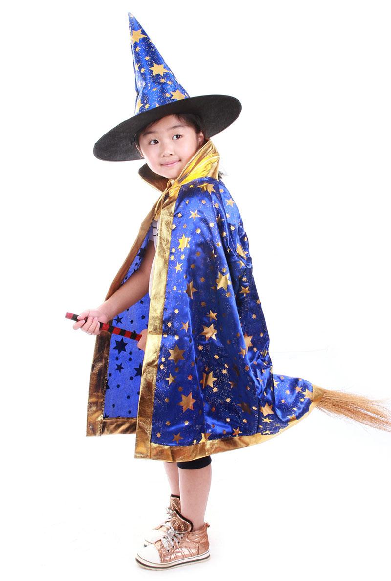 Как сделать костюм волшебницы