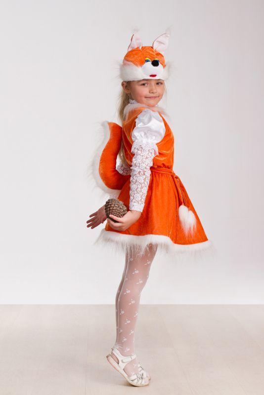 Карнавальные костюмы своими руками белка