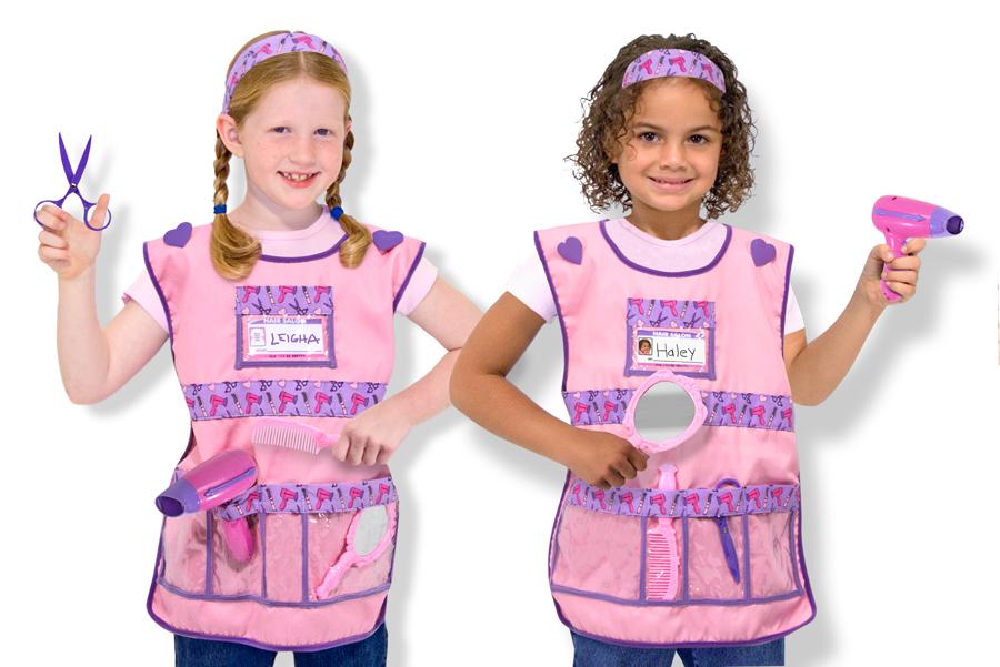 Костюмы к сюжетно-ролевым играм в детском саду своими руками