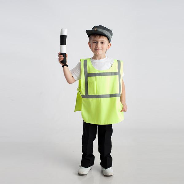 Костюм полицейский своими руками