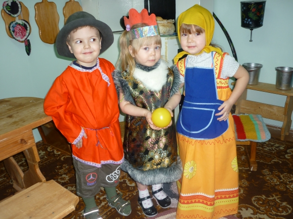 Детские Театральные Костюмы
