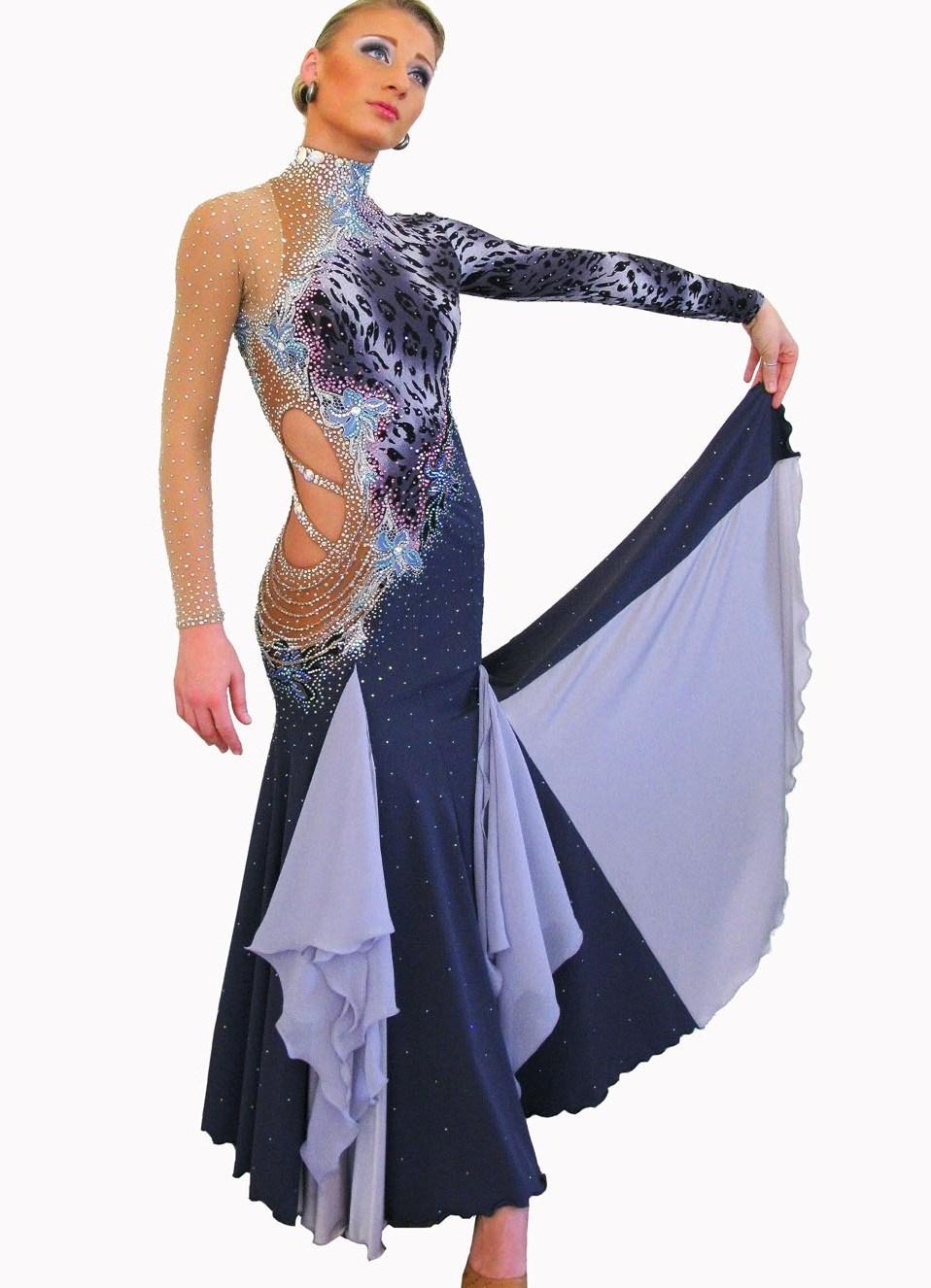 Красивые платья для танца