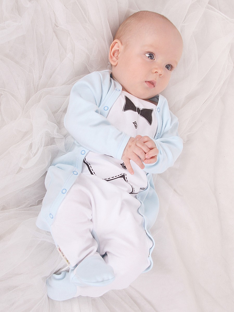 Нарядные костюмы для новорождённых мальчиков