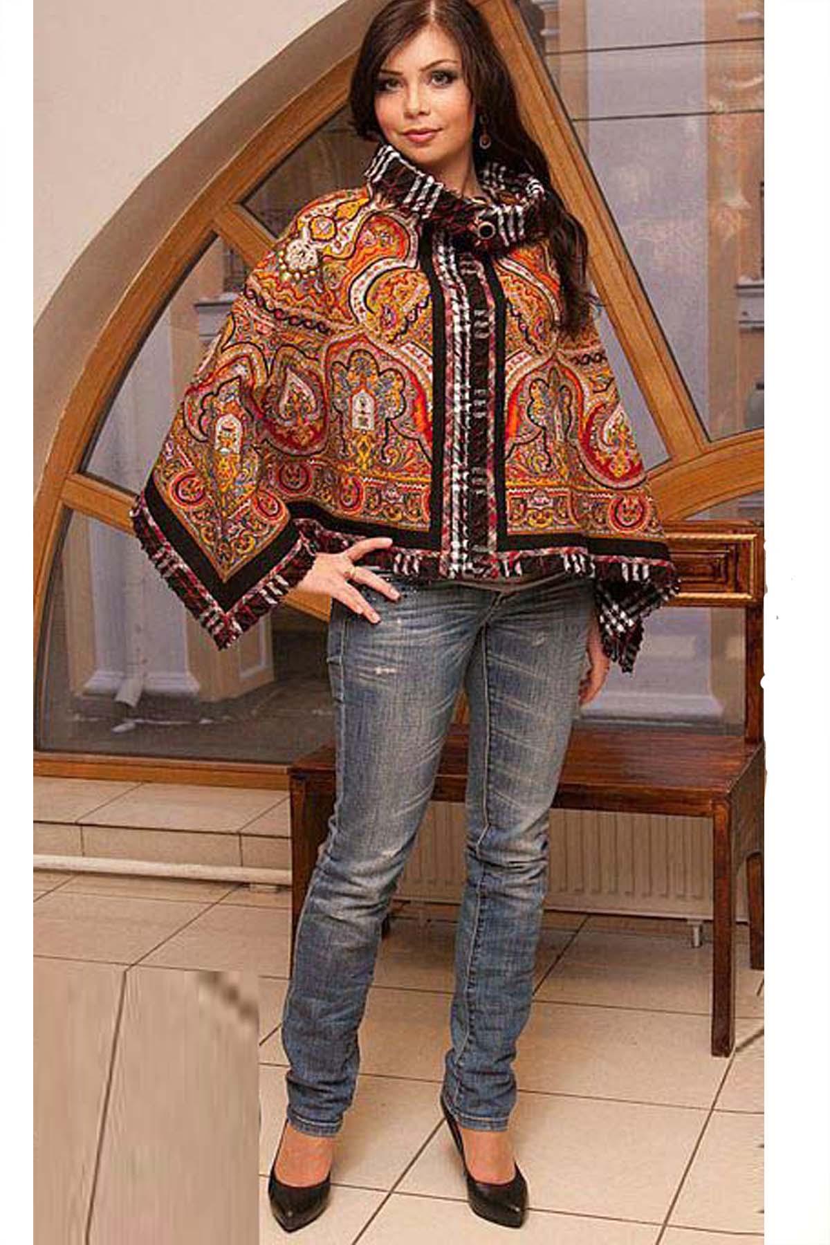 Блузка Из Платков Своими Руками В Санкт Петербурге