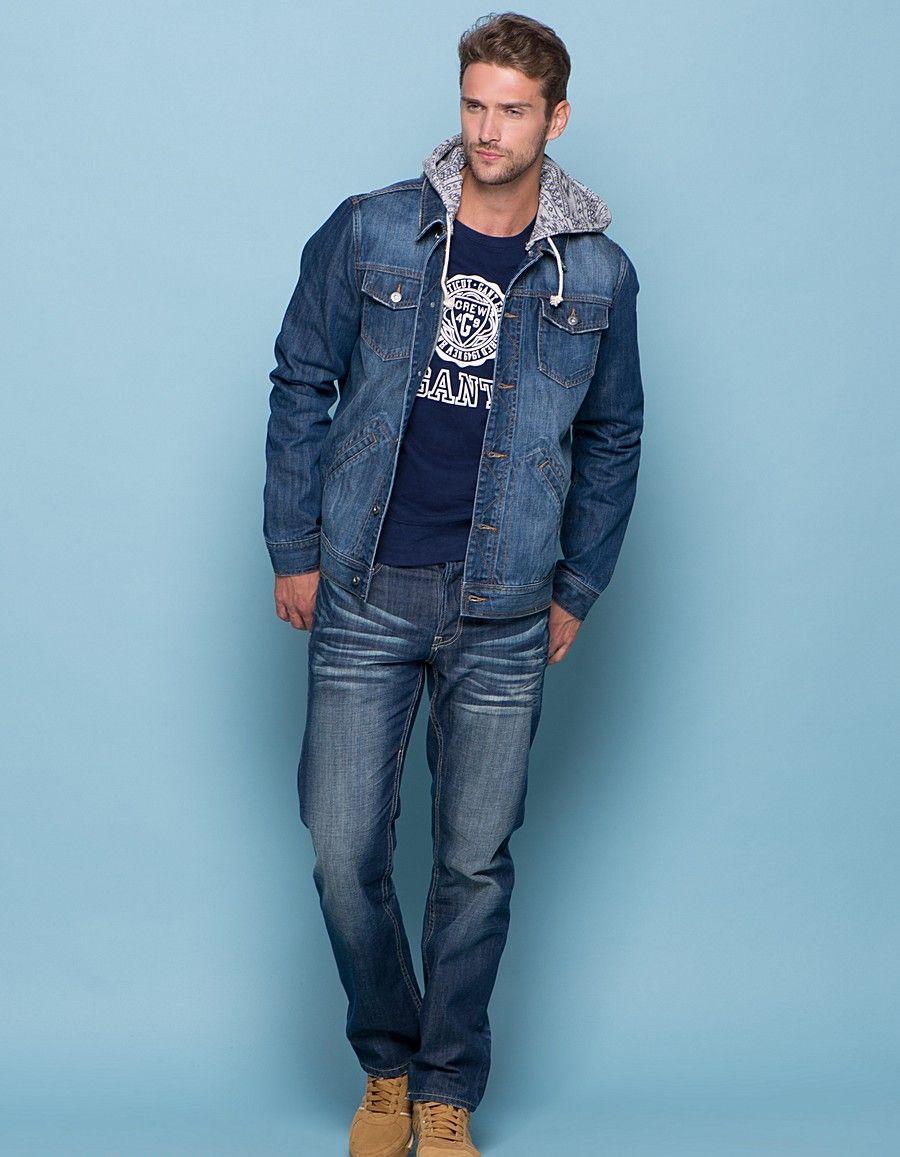 Мужской джинсовый костюм (50 фото)  костюмы для мужчин Wrangler ... 3e3e0abfda095