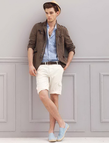 <b>Бермуды</b> мужские (33 фото): <b>шорты</b>, джинсовые, штаны ...