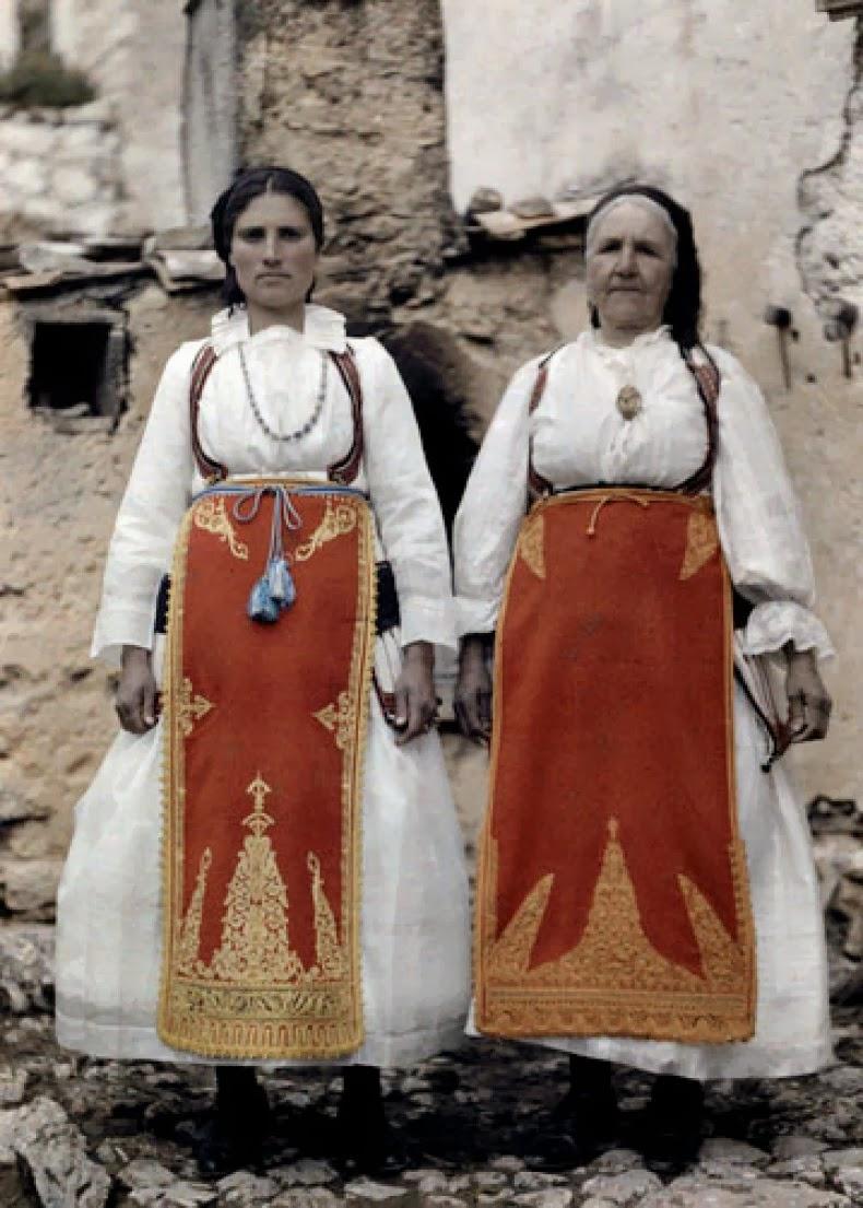 Юбки из греции